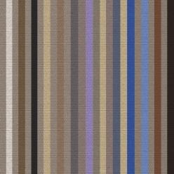 Sunbrella Stripes Confetti Blue (3955)