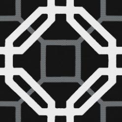 Sunproof Natadola Black White (090)