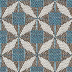 Sunbrella Mosaic Blue J198